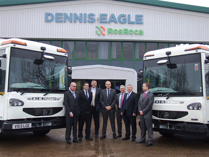 New Fleet For New Collection Service In King's Lynn & West Norfolk