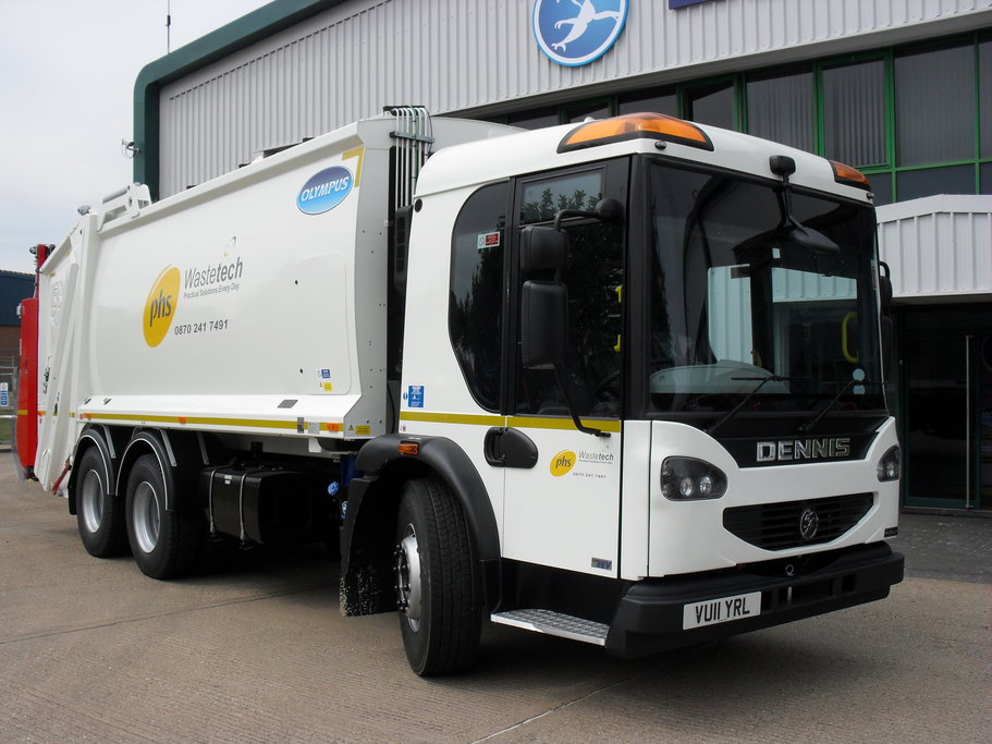PHS Wastetech Takes On New Fleet From SFS