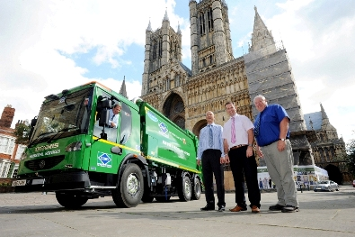 SFS Appointed By Cory Environmental For City of Lincoln & Cornwall Council