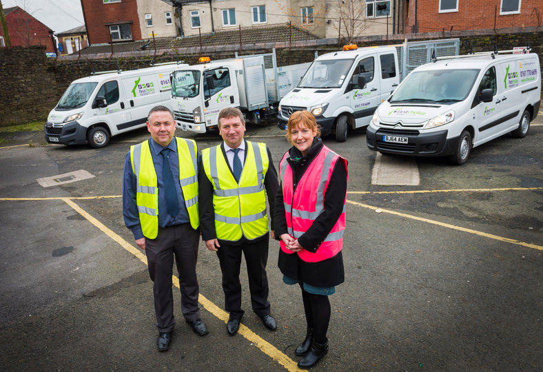 SFS Is First Choice For Oldham