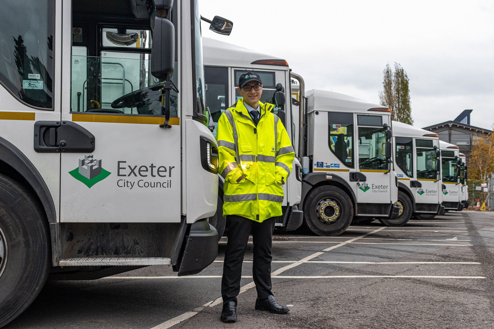 Exeter City Council Upgrades Fleet With Latest Vehicles And Technology