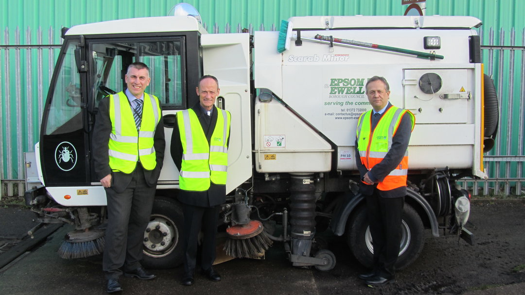 Epsom & Ewell Announces Simpler Fleet For Simply Weekly Recycling